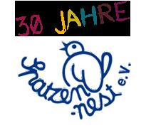 Grafik: Logo Spatzennest.